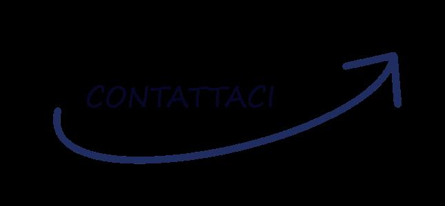 Freccia Contattaci-blu